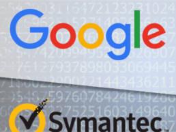 Google vs Symantec